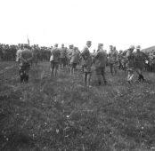 Generali alleati tra i soldati italiani
