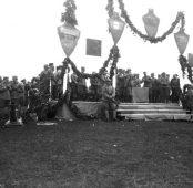 Palco della cerimonia