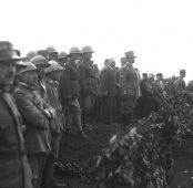 Ufficiali alleati con S.A.R. il Principe di Galles Edoardo VIII