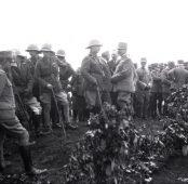 Ufficiali italiani ed inglesi e S.A.R. il Principe di Galles Edoardo VIII