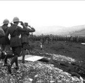 Parata militare con S.A.R. il Principe di Galles Edoardo VIII